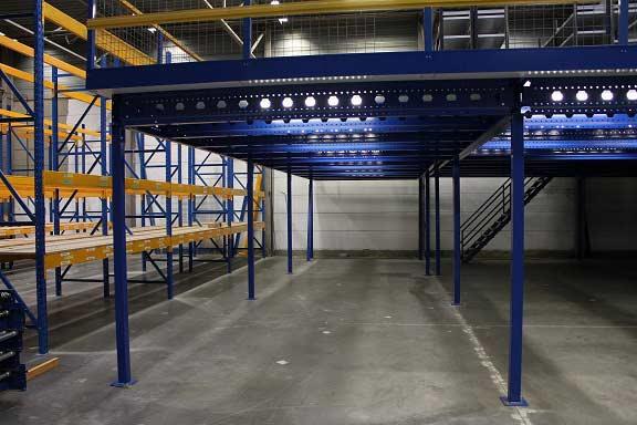 Entresol Verdiepingsvloer